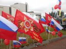 Zelenograd celebrated the Victory Day